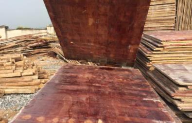 温州木方模板回收
