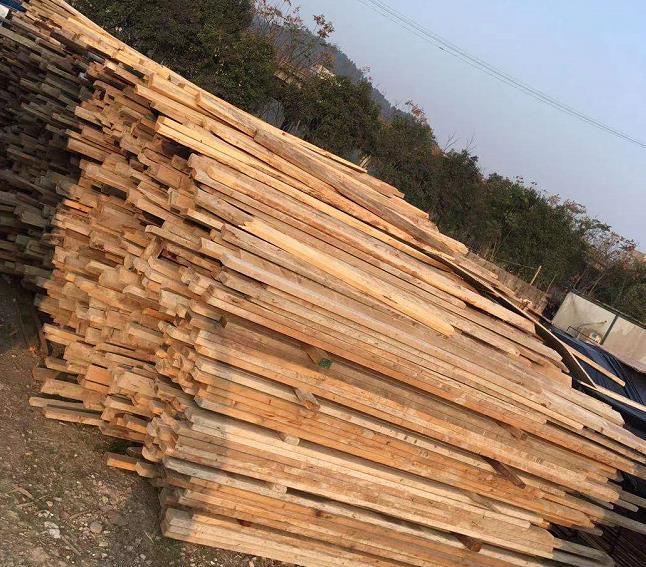 阜阳木方模板回收